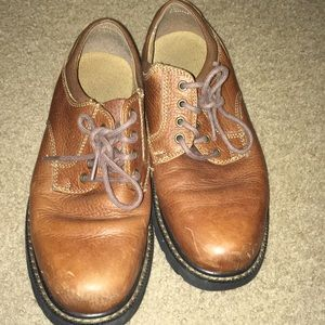 Other - Leather Brown Interview Shoes